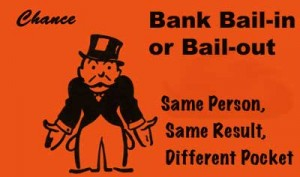 Bank Bail-in GoldSilver_com